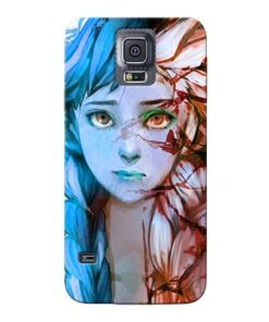 Anna Samsung Galaxy S5 Mobile Cover