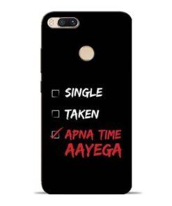 Apna Time Aayega Mi A1 Mobile Cover