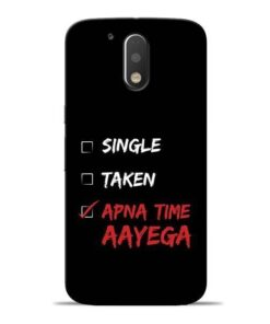 Apna Time Aayega Moto G4 Mobile Cover