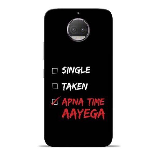 Apna Time Aayega Moto G5s Plus Mobile Cover