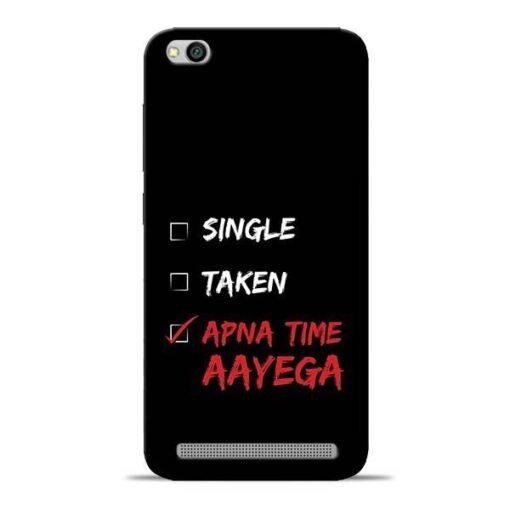 Apna Time Aayega Redmi 5A Mobile Cover