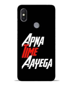 Apna Time Ayegaa Redmi S2 Mobile Cover