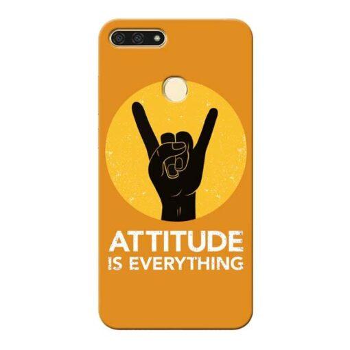 Attitude Honor 7A Mobile Cover