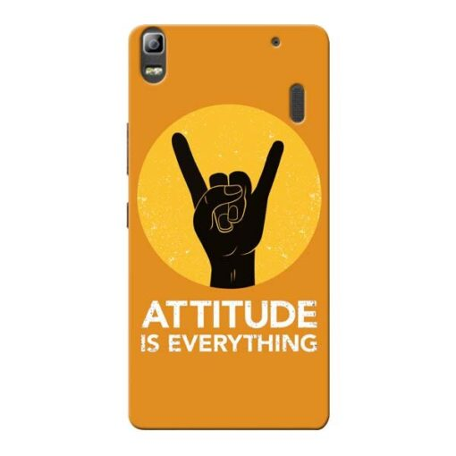 Attitude Lenovo K3 Note Mobile Cover