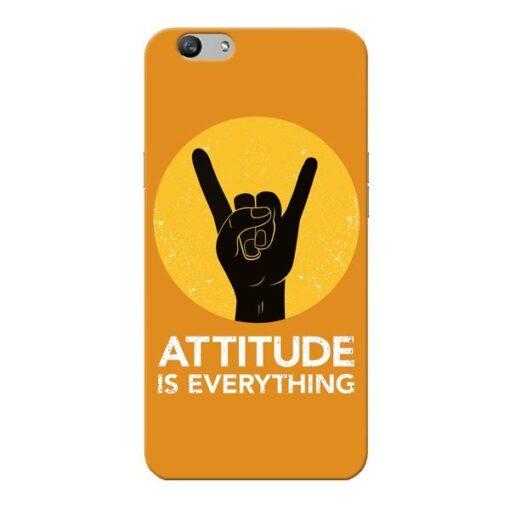Attitude Oppo F1s Mobile Cover