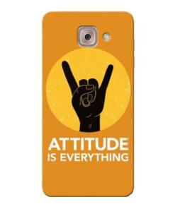 Attitude Samsung Galaxy J7 Max Mobile Cover