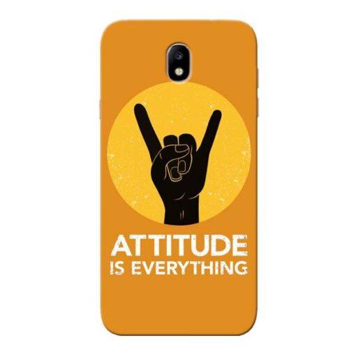 Attitude Samsung Galaxy J7 Pro Mobile Cover