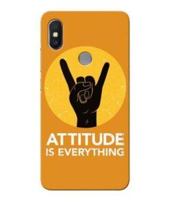 Attitude Xiaomi Redmi Y2 Mobile Cover