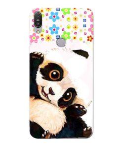 Baby Panda Asus Zenfone Max Pro M1 Mobile Cover