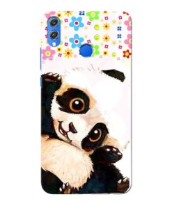 Baby Panda Honor 8X Mobile Cover
