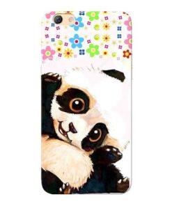 Baby Panda Oppo F3 Mobile Cover