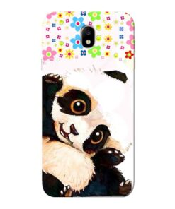 Baby Panda Samsung Galaxy J7 Pro Mobile Cover