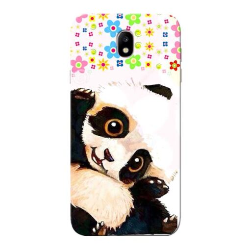 Baby Panda Samsung Galaxy J7 Pro Mobile Cover