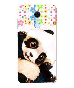 Baby Panda Xiaomi Redmi Note 5 Mobile Cover
