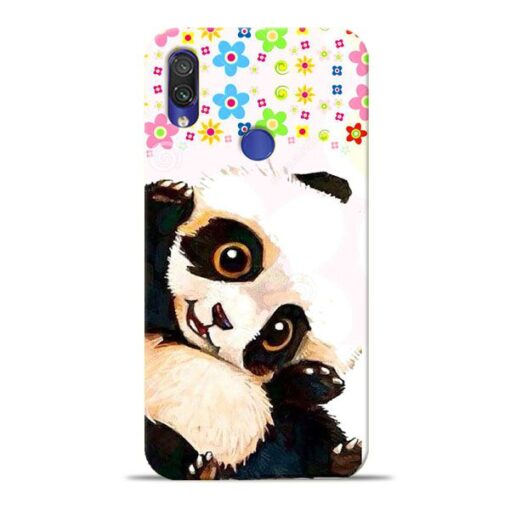 Baby Panda Xiaomi Redmi Note 7 Mobile Cover