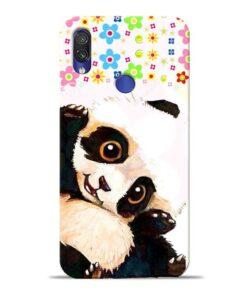 Baby Panda Xiaomi Redmi Note 7 Pro Mobile Cover