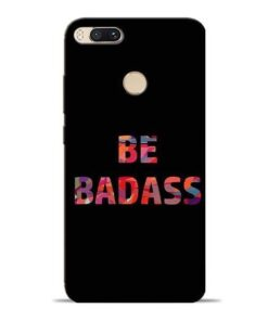 Be Bandass Mi A1 Mobile Cover