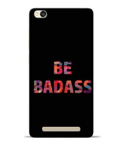 Be Bandass Redmi 3s Mobile Cover
