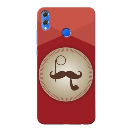 Beard Style Honor 8X Mobile Cover