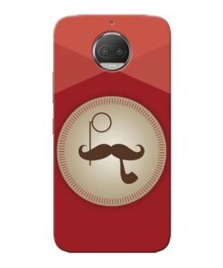 Beard Style Moto G5s Plus Mobile Cover