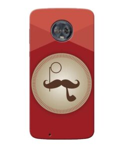 Beard Style Moto G6 Mobile Cover