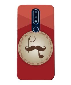 Beard Style Nokia 6.1 Plus Mobile Cover