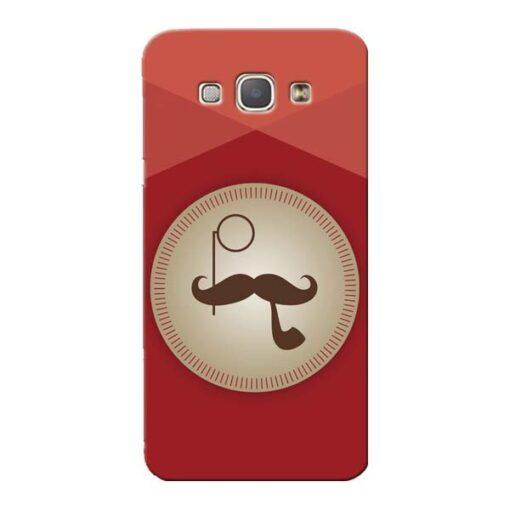 Beard Style Samsung Galaxy A8 2015 Mobile Cover