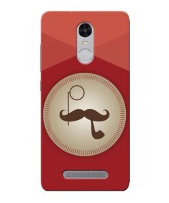 Beard Style Xiaomi Redmi Note 3 Mobile Cover
