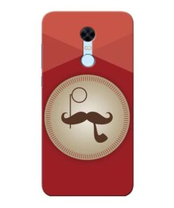 Beard Style Xiaomi Redmi Note 5 Mobile Cover