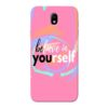 Believe In Samsung Galaxy J7 Pro Mobile Cover