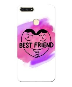 Best Friend Honor 7A Mobile Cover