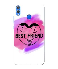 Best Friend Honor 8X Mobile Cover