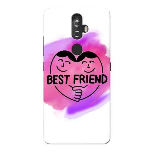 Best Friend Lenovo K8 Plus Mobile Cover