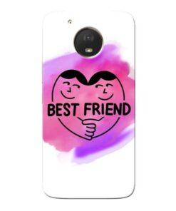Best Friend Moto E4 Plus Mobile Cover