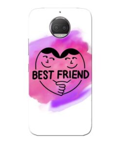 Best Friend Moto G5s Plus Mobile Cover