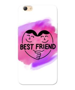 Best Friend Oppo F3 Mobile Cover