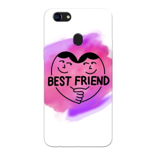 Best Friend Oppo F5 Mobile Cover