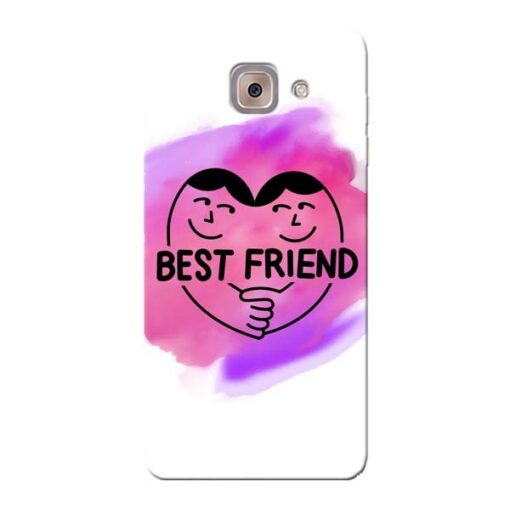 Best Friend Samsung Galaxy J7 Max Mobile Cover