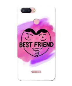 Best Friend Xiaomi Redmi 6 Mobile Cover