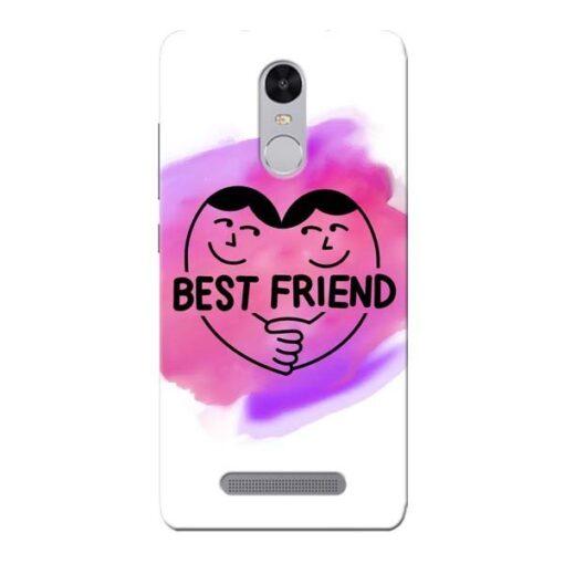 Best Friend Xiaomi Redmi Note 3 Mobile Cover
