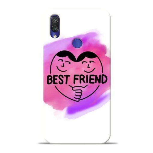 Best Friend Xiaomi Redmi Note 7 Mobile Cover
