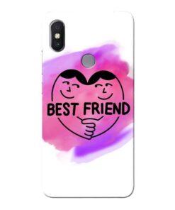 Best Friend Xiaomi Redmi Y2 Mobile Cover