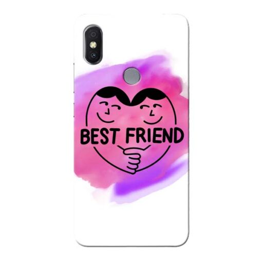 Best Friend Xiaomi Redmi Y2 Mobile Cover
