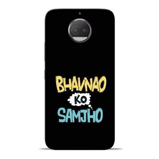 Bhavnao Ko Samjho Moto G5s Plus Mobile Cover