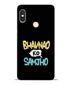Bhavnao Ko Samjho Redmi Note 5 Pro Mobile Cover