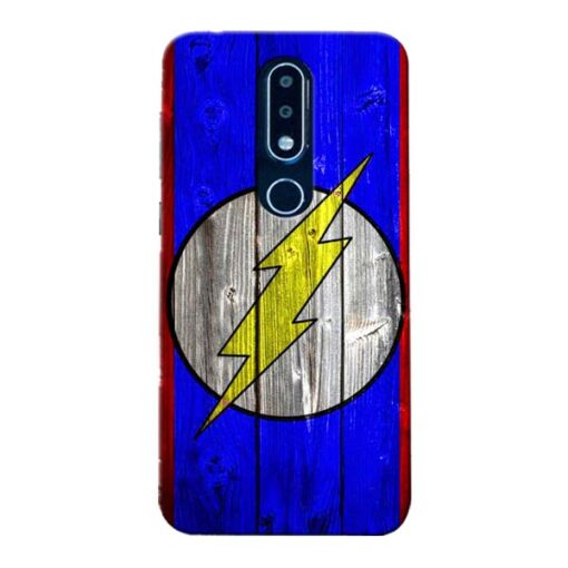 Blue Maiyaca Nokia 6.1 Plus Mobile Cover