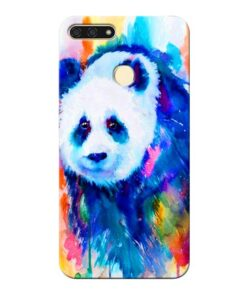 Blue Panda Honor 7A Mobile Cover