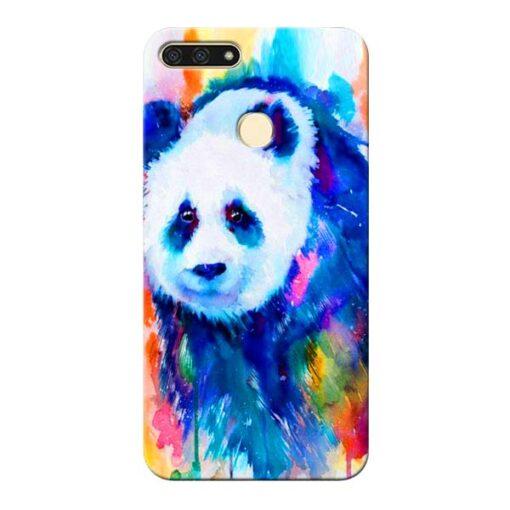 Blue Panda Honor 7A Mobile Cover