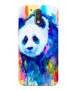 Blue Panda Moto G4 Mobile Cover