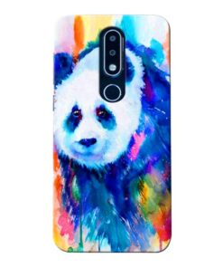 Blue Panda Nokia 6.1 Plus Mobile Cover